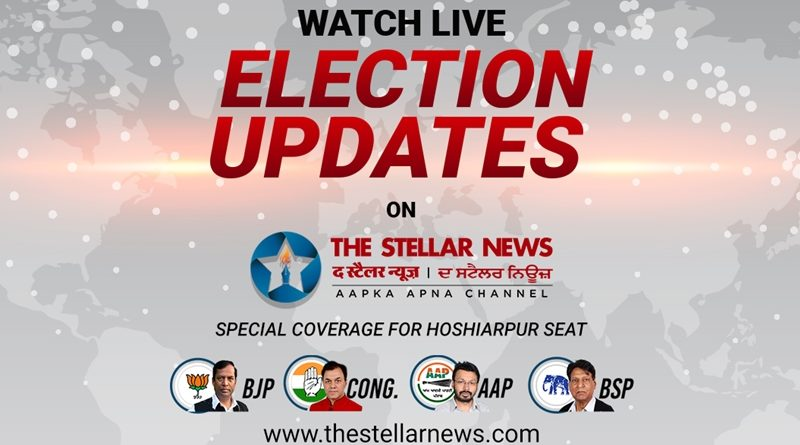live election results lok sabha hoshiarpur